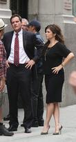 Tim Dekay and Tiffani Thiessen