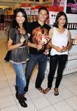 Tinsel Korey, Alex Meraz, Julia Jones, Las Vegas, Planet Hollywood