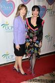 Donna Hanover and Loreen Arbus