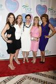 Natalie Morales, Ann Curry and Meredith Vieira
