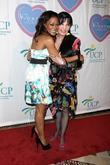 Robin Givens and Loreen Arbus