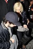 Christina Aguilera and her husband Jordan Bratman