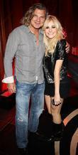 Pixie Lott and Michael Wright at The Wright...