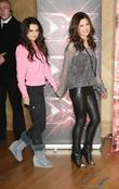 Cher Lloyd and Cheryl Tweedy
