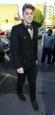 Aiden Grimshaw 'X Factor Finalists' arriving at a...