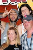 Travie McCoy aka Travis McCoy and Nathaniel Motte...
