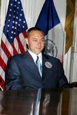 Derek Jeter Mayor Michael Bloomberg meets New York...