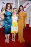 Sigourney Weaver, Kristen Bell and Odette Yustman