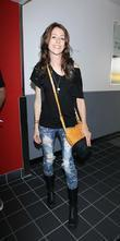 Amanda Crew Arrives At Lax On A Flight From Vancouver
