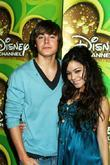 Zac Efron, High School Musical, Vanessa Anne Hudgens, Vanessa Hudgens and Walt Disney