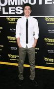 Jared Kusnitz Los Angeles Premiere of 30 Minute...
