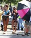 Jessica Stroup and Shenae Grimes