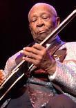 bb king performing at the royal albert hall london