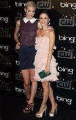 Jamie King and Rachel Bilson