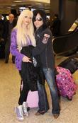 steve stevens arrive at washington dulles internati