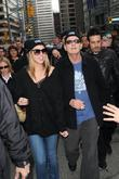 Charlie Sheen and his goddess Natalie Kenly leave...