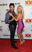 Eddie Judge and Tamra Barney