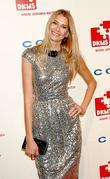 Anja Rubik attends the DKMS 5th Annual Gala...