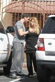 Maksim Chmerkovskiy and Kirstie Alley