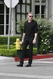 Eric Dane leaving a store in West Hollywood...