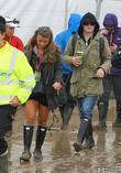 Wayne Rooney, Coleen Mcloughlin, Glastonbury Festival, Glastonbury