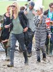Kate Moss and Jaime Winstone