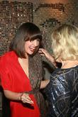 Rose Byrne and Glenn Close Gotham Magazine celebrate...