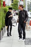 Gwen Stefani and Gavin Rossdale  leaving E...