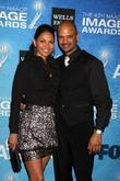 Salli Richardson and Dondre T Whitfield