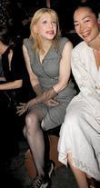 Courtney Love and New York Fashion Week