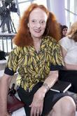 Grace Coddington and New York Fashion Week
