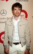 Matthew Settle and New York Fashion Week