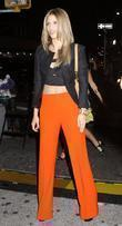 AnnaLynne McCord and New York Fashion Week