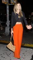 AnnaLynne McCord and New York Fashion Week