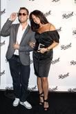Lance Bass and Emma Snowdon-Jones  attend Persol...