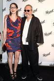 Terry Gilliam and his daughter  attend Persol...