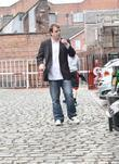 Simon Gregson and Coronation Street