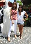 Teri Hatcher and Julia Clancey Teri Hatcher Hosts...