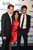 Michael Trucco and Sarah Shahi