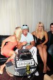 Hulk Hogan, Brooke Hogan and Jennifer McDaniel