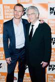 Michael Fassbender and David Cronenberg