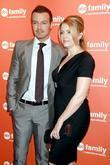 Joey Lawrence and Melissa Joan Hart