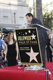 Jackie and Adam Sandler Adam Sandler is honored...