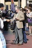 Henry Winkler Adam Sandler is honored on the...