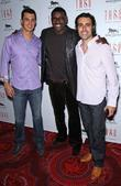 Michael Irvin, Dario Franchitti, Tabu Ultra Lounge