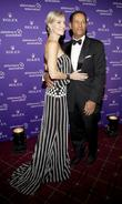 Hillary Gumble and Bryant Gumble 2011 Alzheimer's Association...