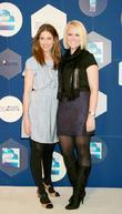 Amanda Peet and Alissa Fitzgibbons External Relations at...