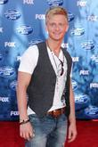 Anthony Federov The 2011 American Idol Finale at...