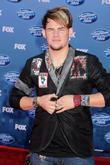 James Durbin The 2011 American Idol Finale at...