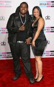 Singer Sean Kingston And Maliah Michel